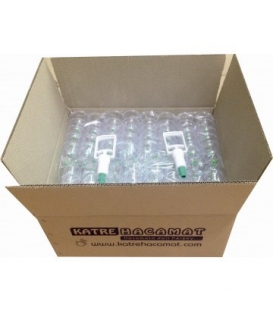 6 cm. Cups Box (400 Pcs)